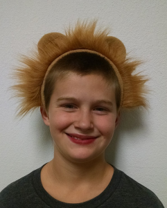Lion Ears Headband - Fundraiser
